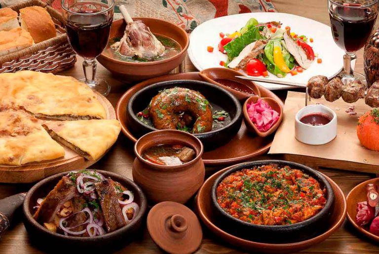 Kakhetian_dinner
