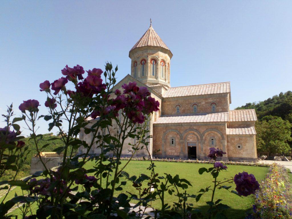 Храм Святой Нино в Бодбе